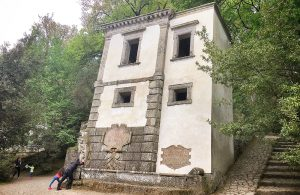 The Leaning House, Bomarzo Park of Monsters