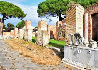 Ostia Antica Hours, Location and Info