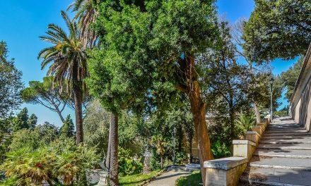 Villa Borghese Park & Gardens