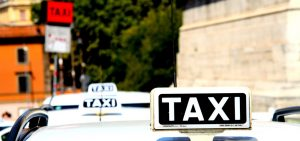 Rome Taxi Station