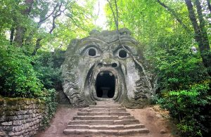 The Ogre, Bomarzo Park of Monsters