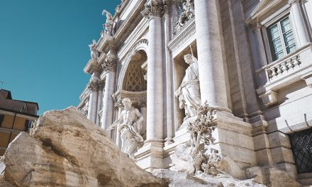 Trevi Fountain Facts & History