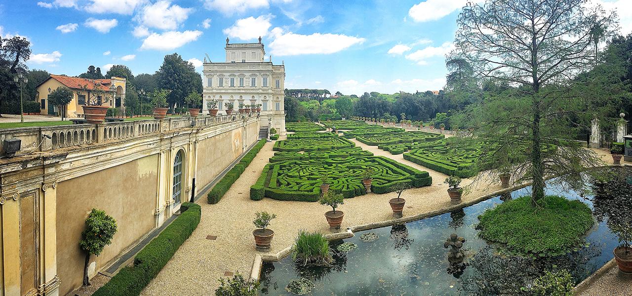 Hotel Villa Torlonia Rome Booking