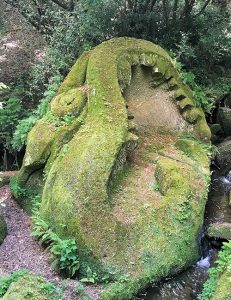 Whale Bomarzo Park of Monsters