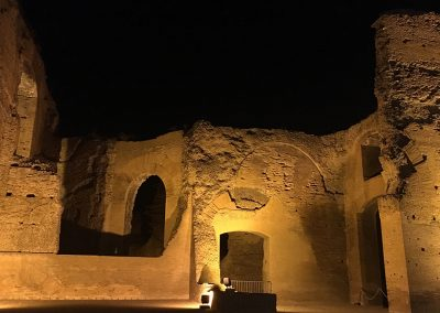 Baths of Caracalla By Night Event