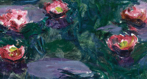 Monet Art Exhibit in Rome 2017 - 2018