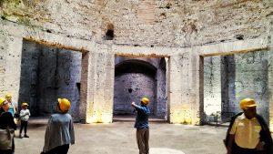 Domus Aurea Rome - Nero's Golden Palace