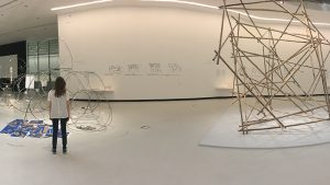 Yona Friedman Contemporary Exhibit Rome MAXXI Museum