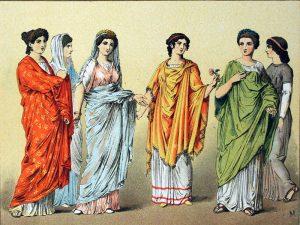 Ancient Rome Dresses