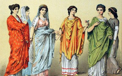 Fashion in Ancient Rome: Togas, Underwear, and Wedding Dresses