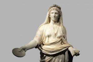 Example of Women in ancient rome